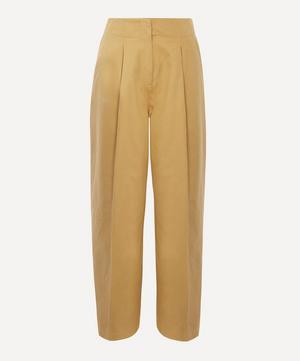 Hall Cotton Twill Trousers