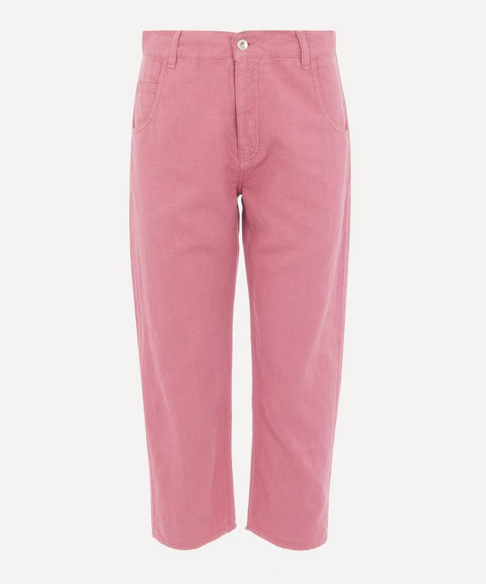 YMC - Geanie Cotton Hopsack Jeans