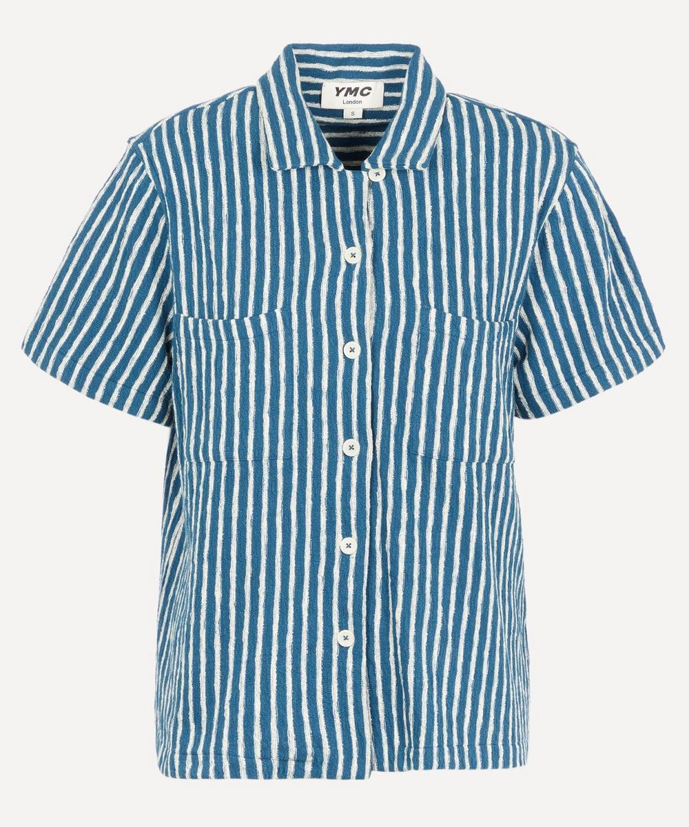 YMC - Vegas Reverse Stripe Shirt