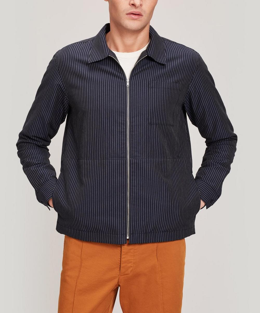YMC - Bowie Zip-Thru Cotton-Blend Jacket