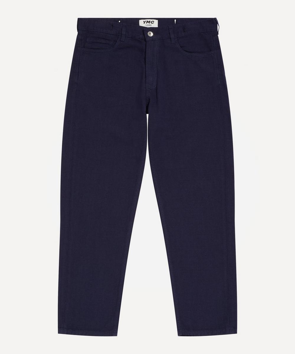 YMC - Tearaway Hopsack Jeans