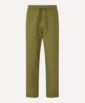 Alva Cotton-Linen Skate Trousers