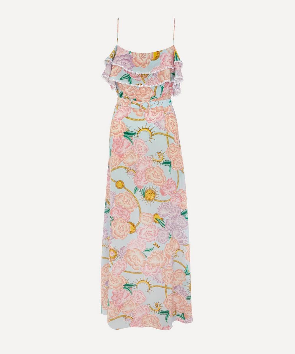 Hayley Menzies - Luna Floral Maxi-Dress