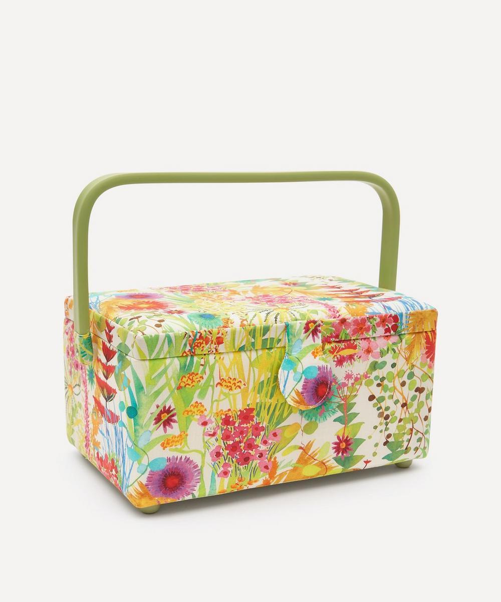 Liberty - Tresco Print Square Sewing Case