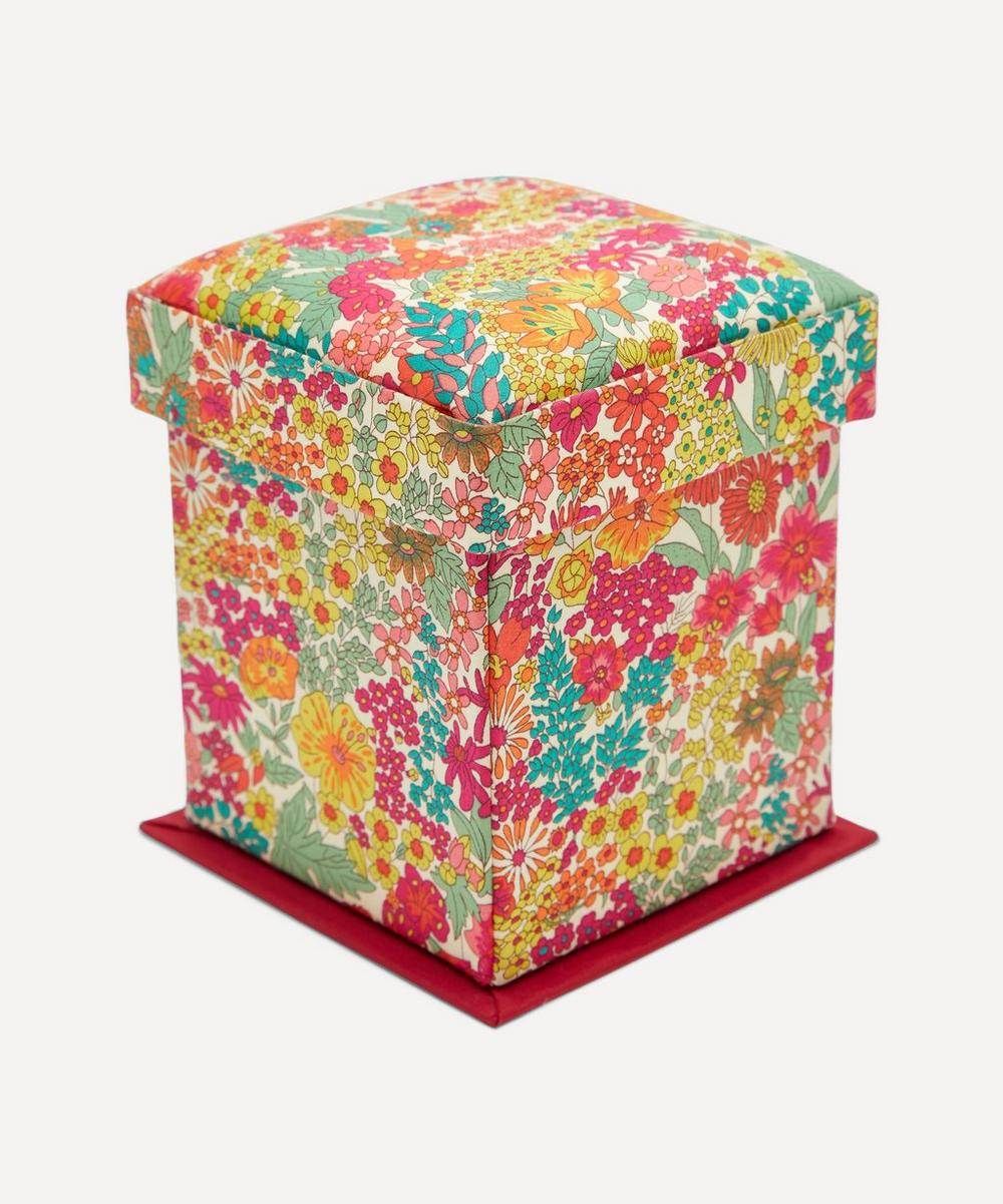 Liberty London - Margaret Annie Print Victorian Square Sewing Case