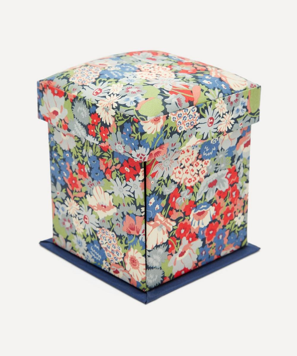 Liberty London - Thorpe Print Victorian Square Sewing Case