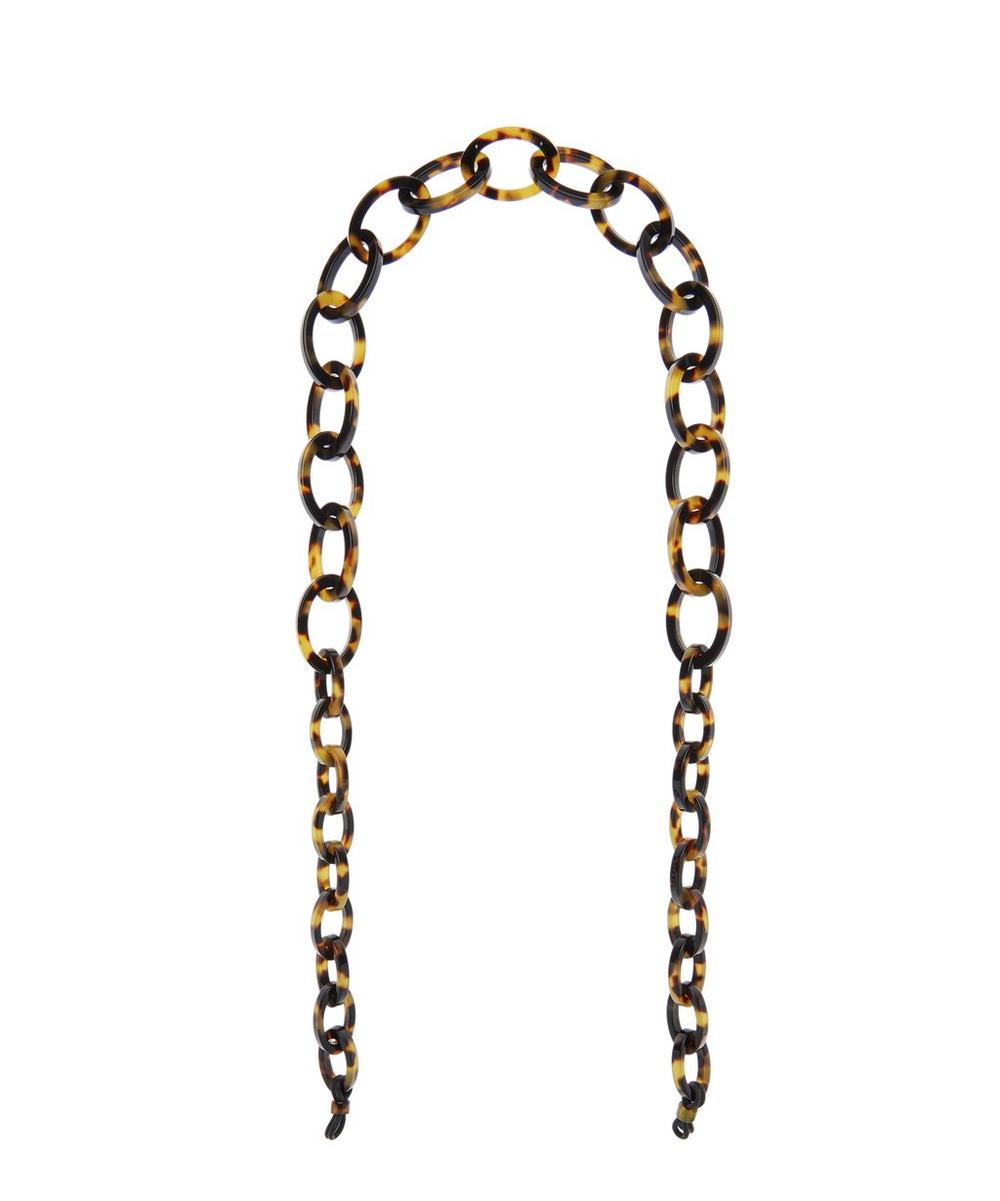 orris london - Chunky Bio-Acetate Glasses Chain