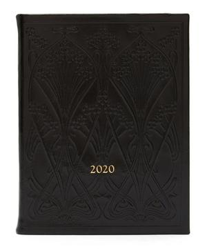 Medium Leather Ianthe Diary 2020