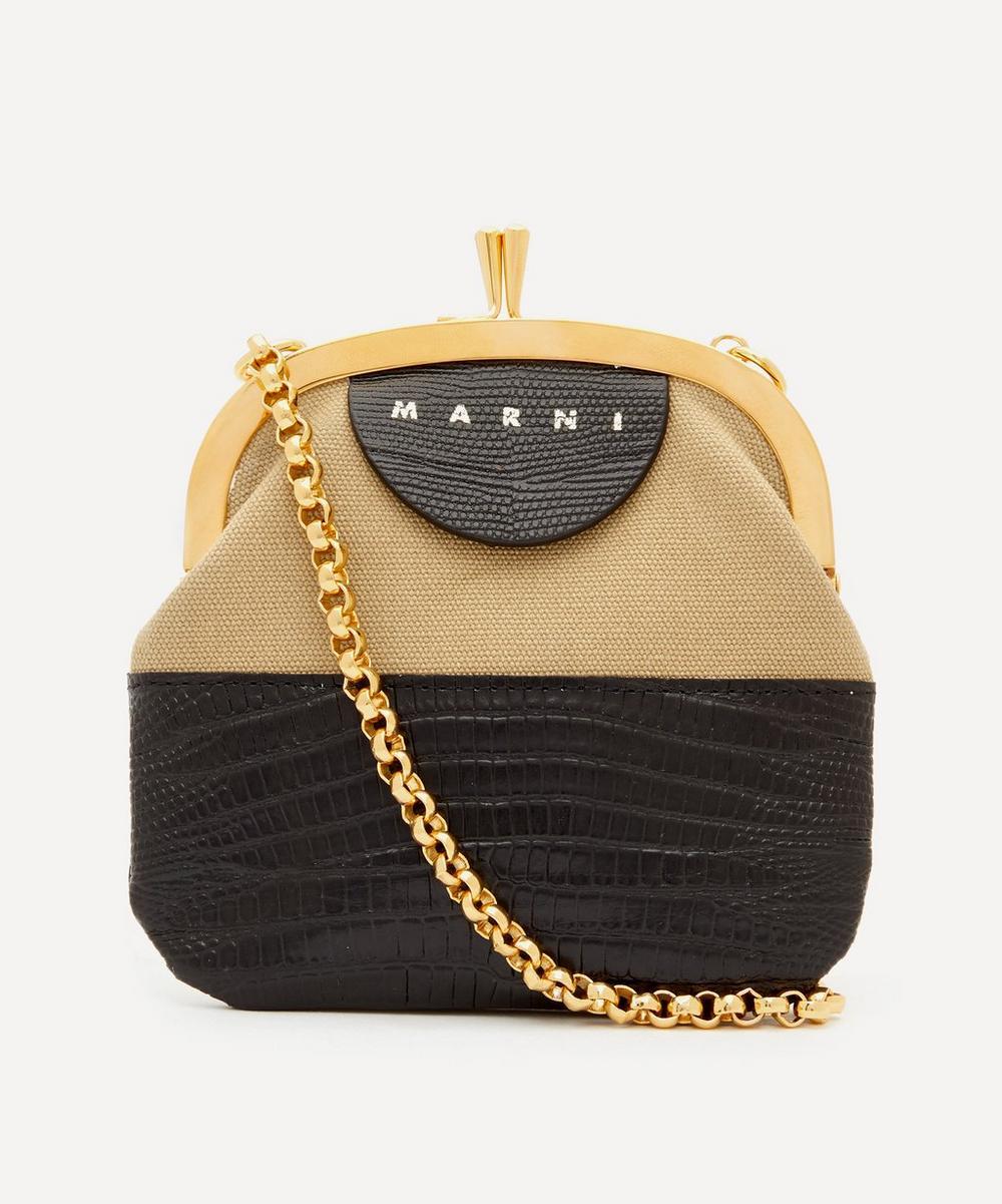 Marni - Small Coin Purse Chain Cross-Body Bag