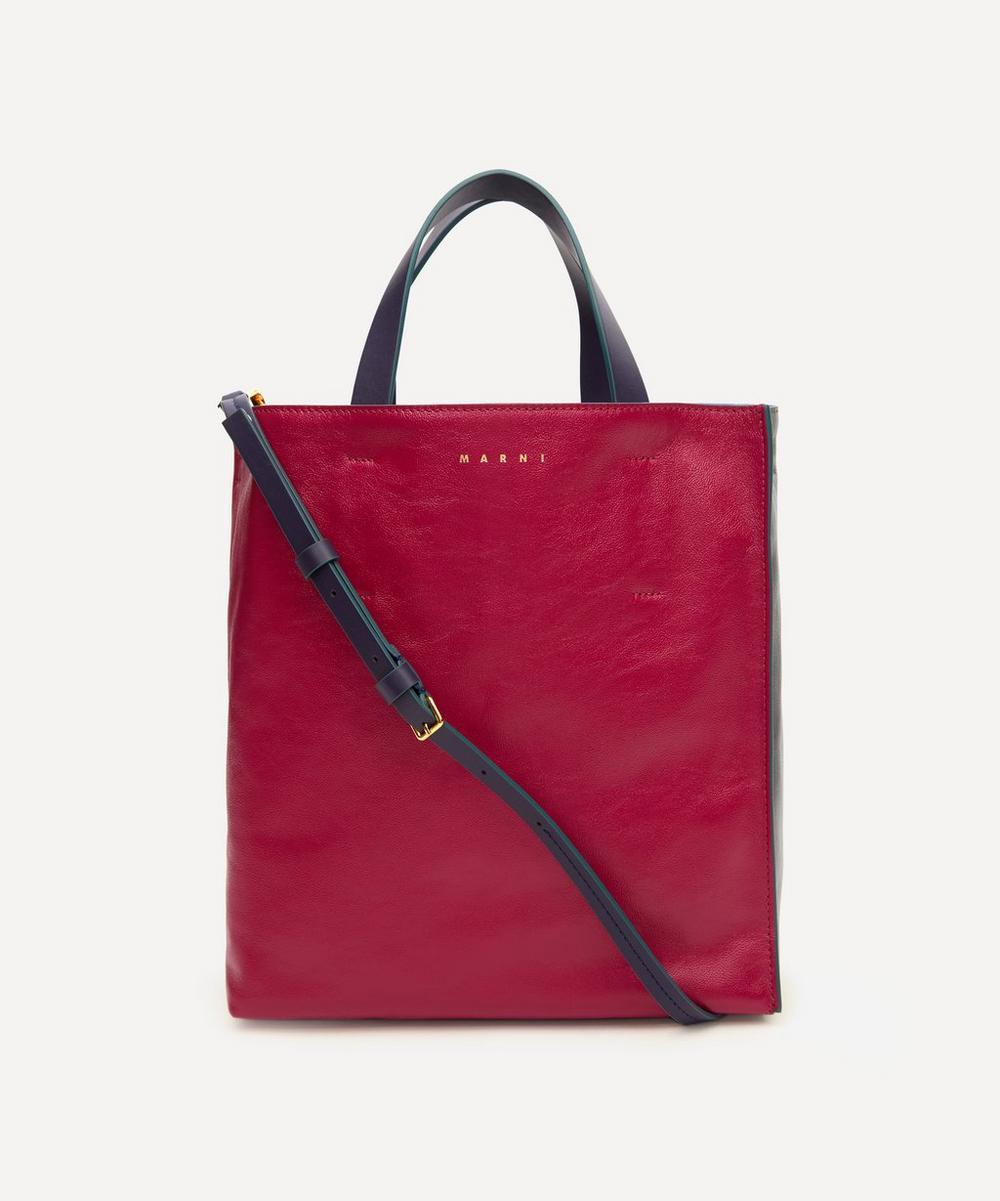 Marni - Museo Small Shopper Tote Bag