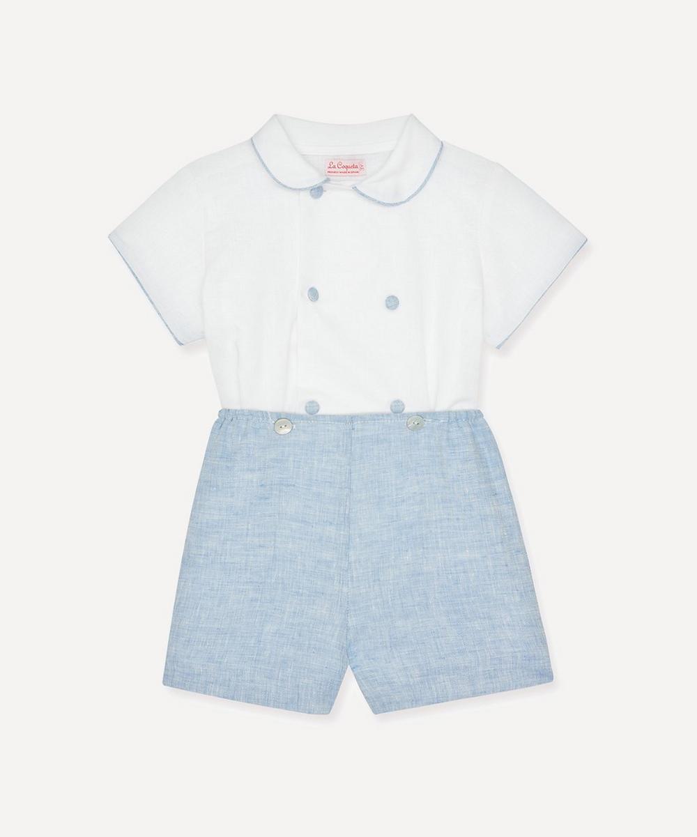 La Coqueta - Anillo Baby Set 0-2 Years