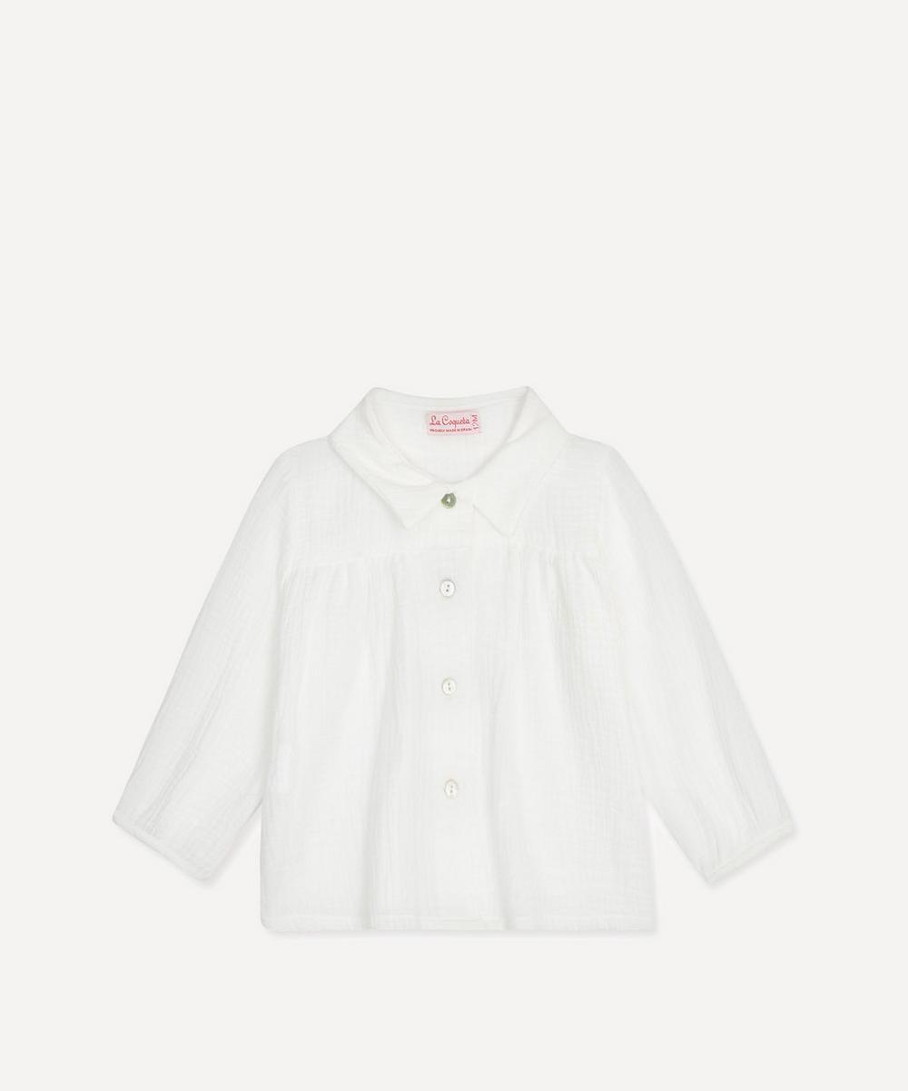 La Coqueta - Sabina Baby Shirt 0-2 Years