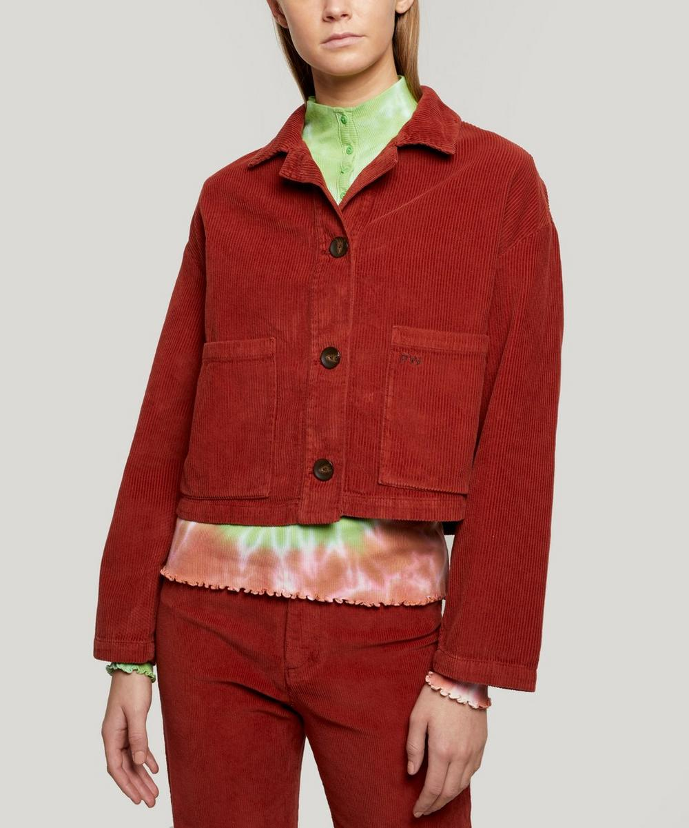 Paloma Wool - Spa Square-Fit Corduroy Jacket