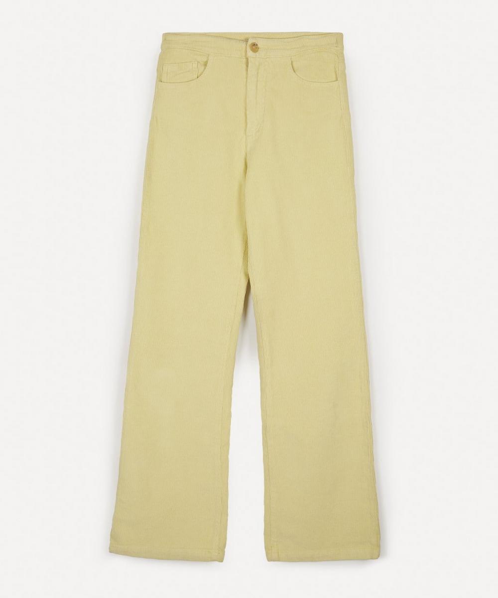 Paloma Wool - Milton High-Waist Corduroy Trousers