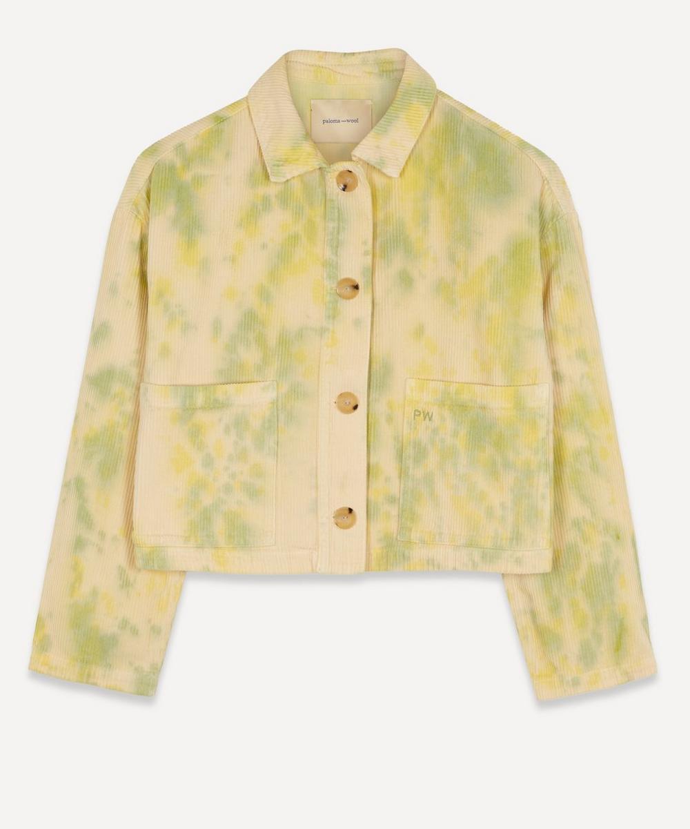 Paloma Wool - Lu Square-Fit Corduroy Jacket