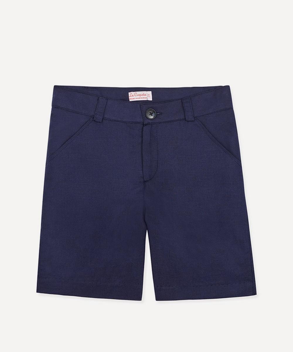 La Coqueta - Burma Bermuda Shorts 2-8 Years