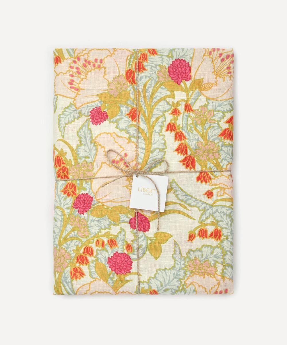 Liberty - June Linen Tablecloth