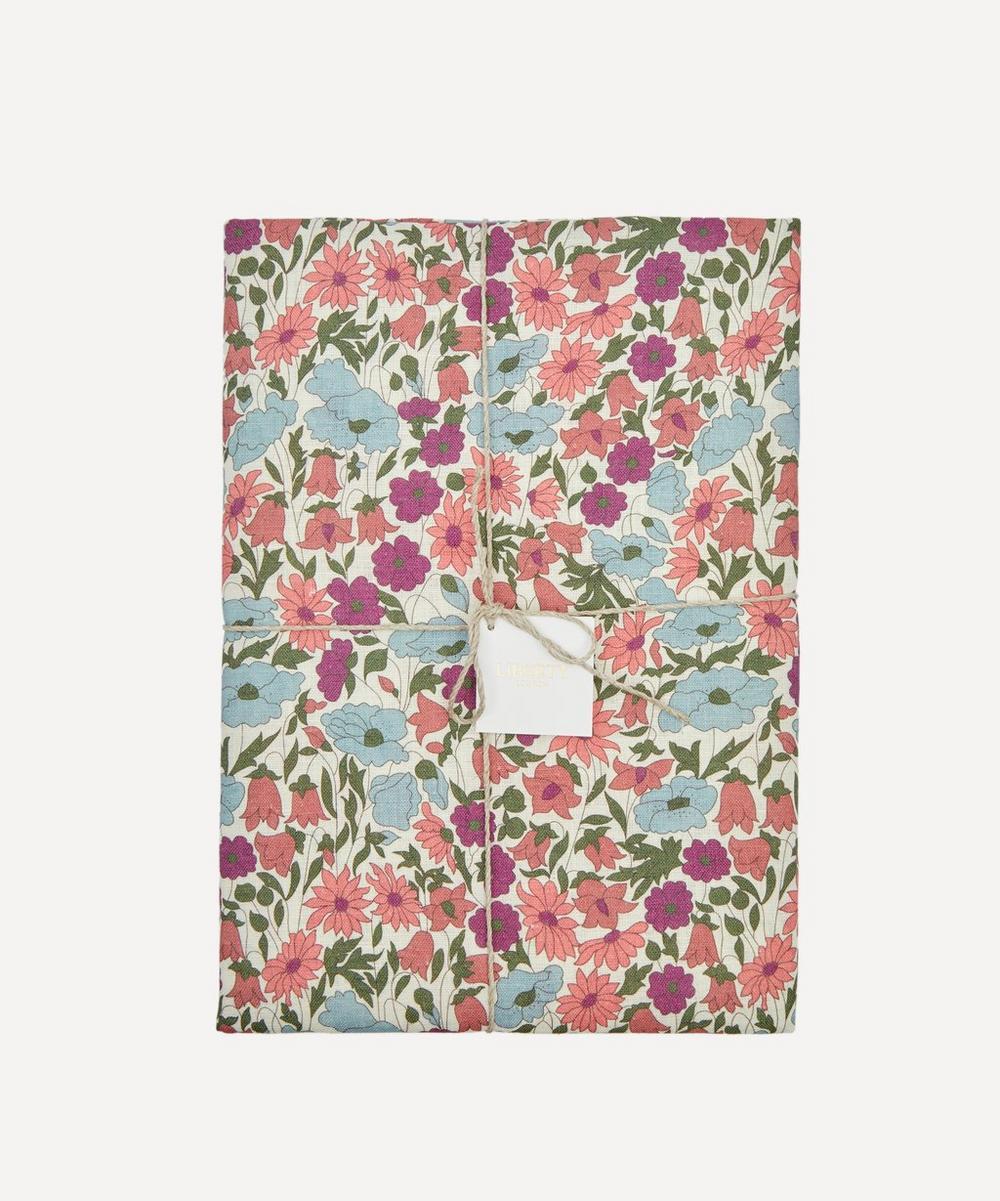 Liberty London - Poppy and Daisy Linen Tablecloth