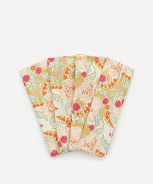June Linen Napkins Set of Four