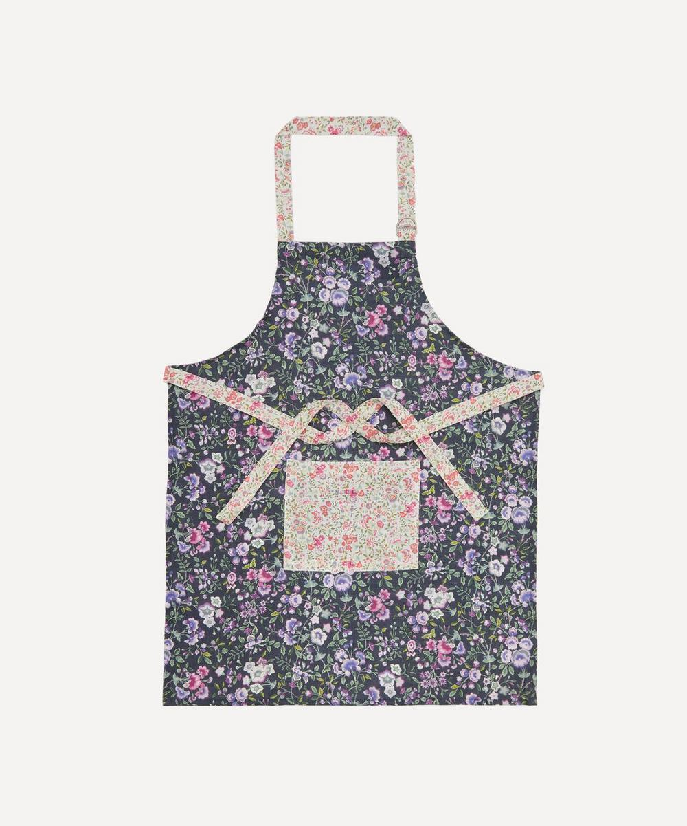 Liberty London - Delilah and Emilia's Flowers Linen Apron
