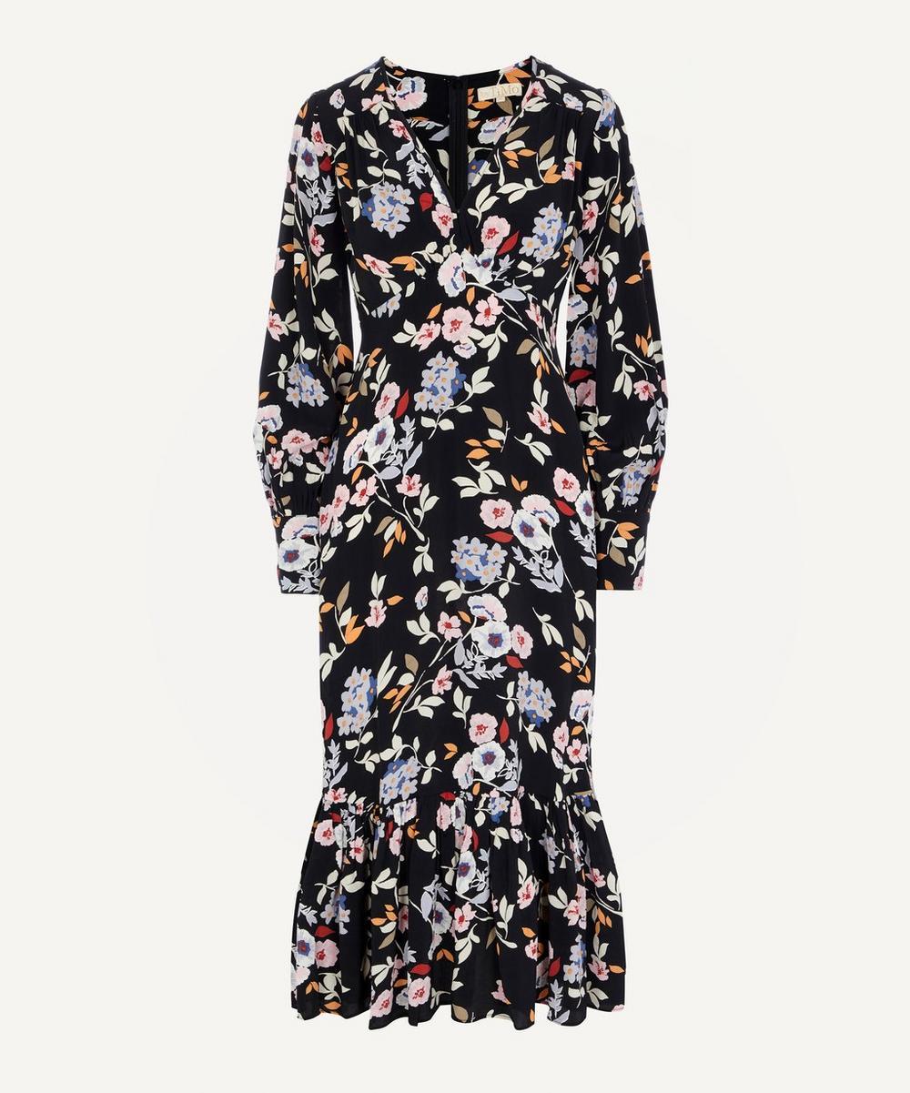 byTiMo - V-Neck Midi-dress