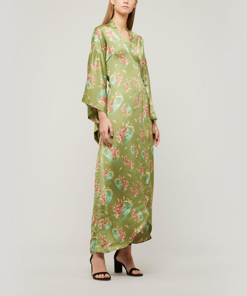 byTiMo - Kimono Wrap-Dress