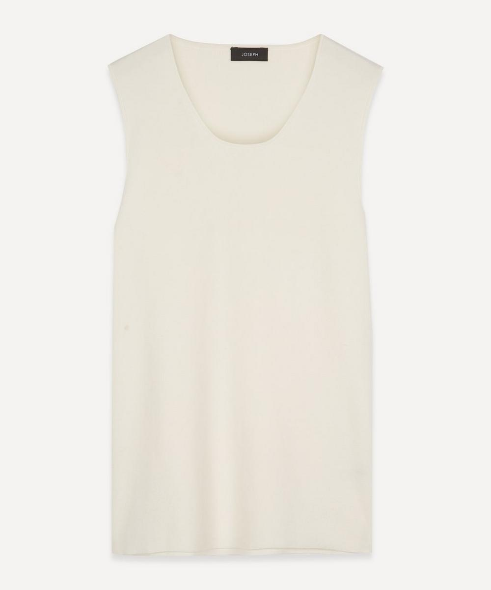 Joseph - Silk Stretch Knit Tank Top