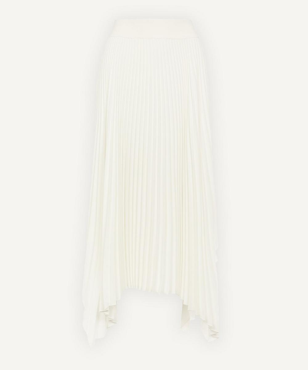 Joseph - Ade Pleated Asymmetric Skirt