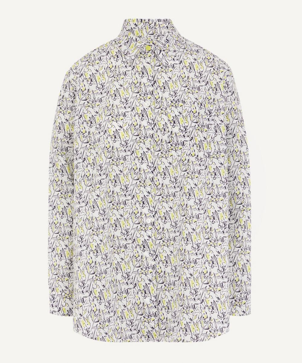 PS Paul Smith - Lucky Meadow Print Cotton Shirt