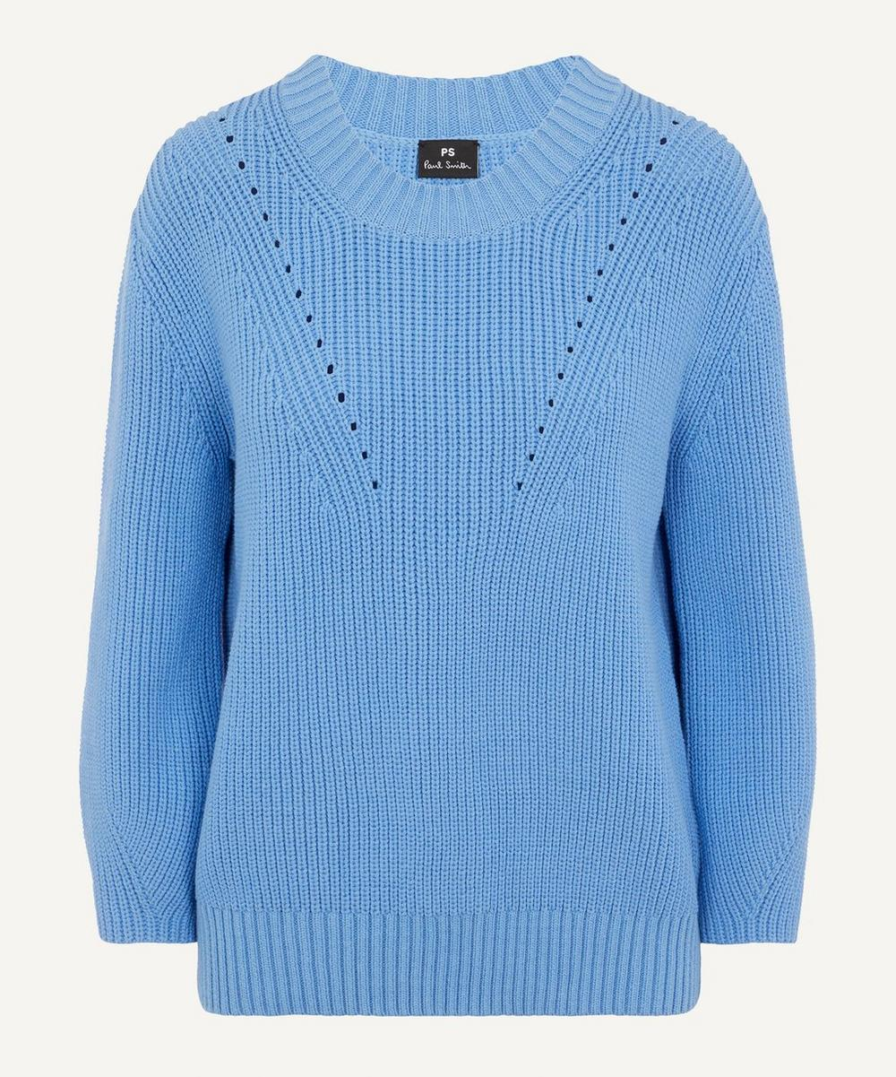PS Paul Smith - Mid Sleeve Knitted Jumper
