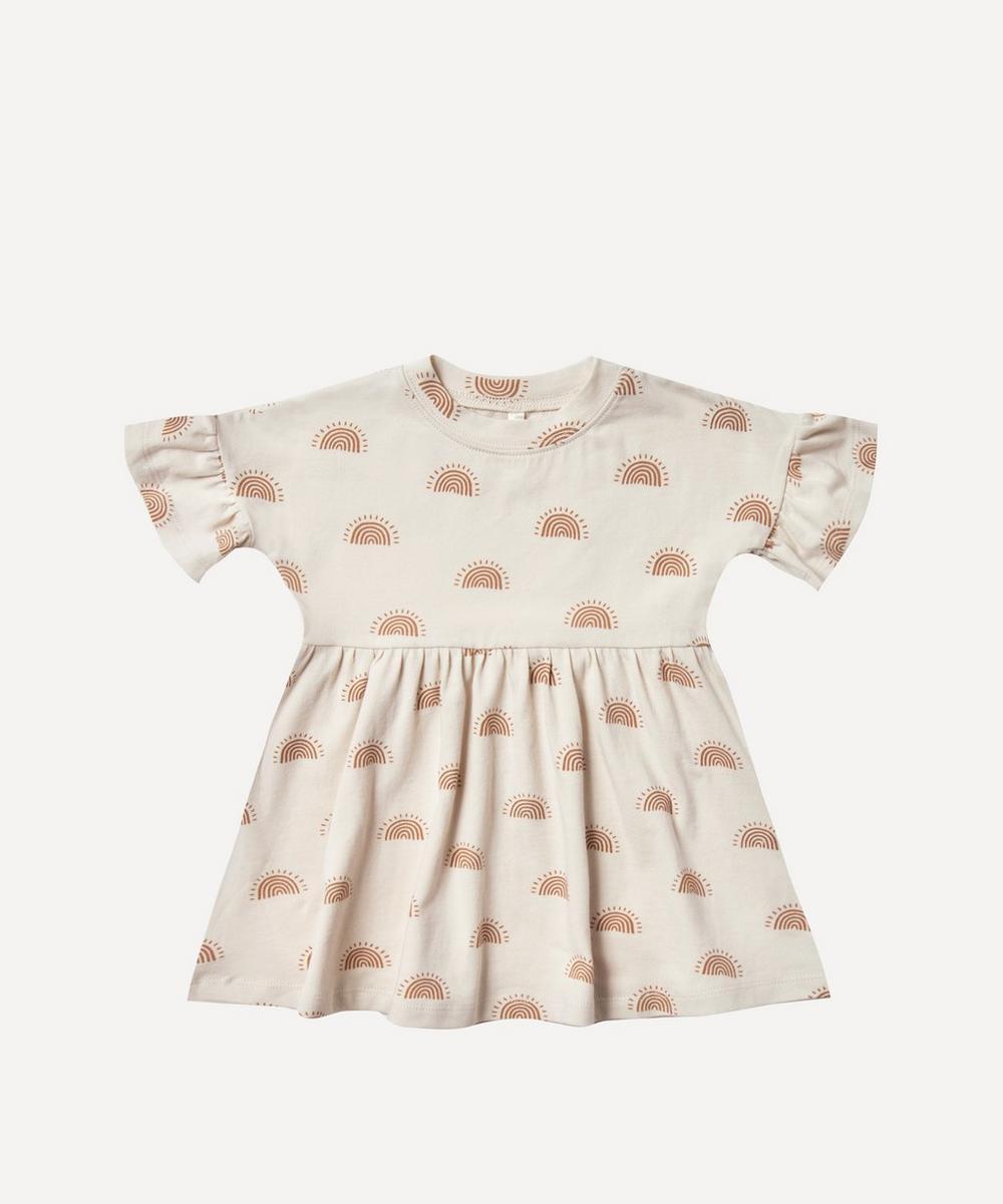 Rylee + Cru - Rainbow Sun Babydoll Dress 0-24 Months