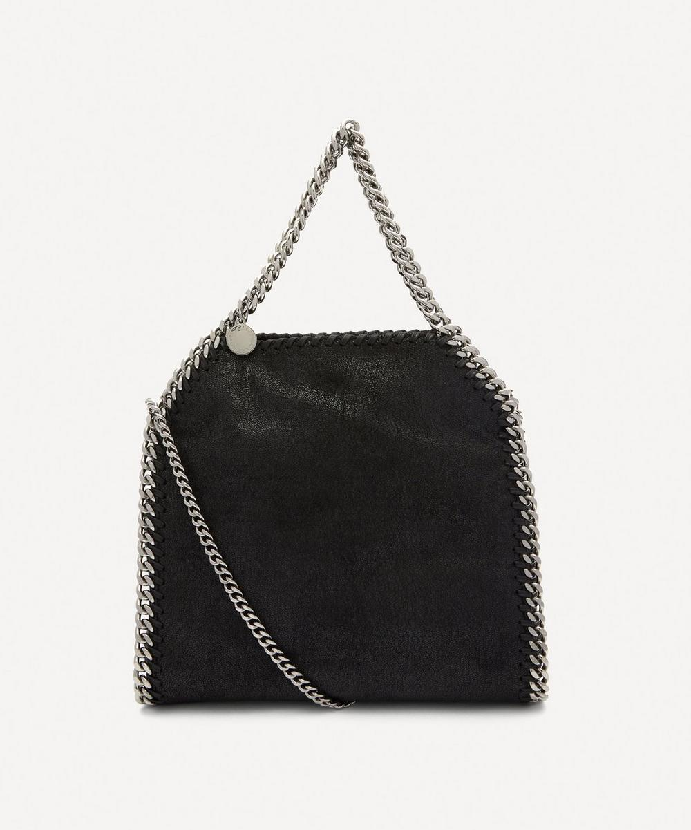 Stella McCartney - Mini Falabella Faux Leather Tote Bag