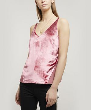 Lucy Liquid Velvet Camisole
