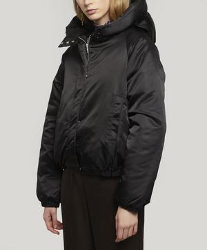 Nylon Bora Puffer Jacket