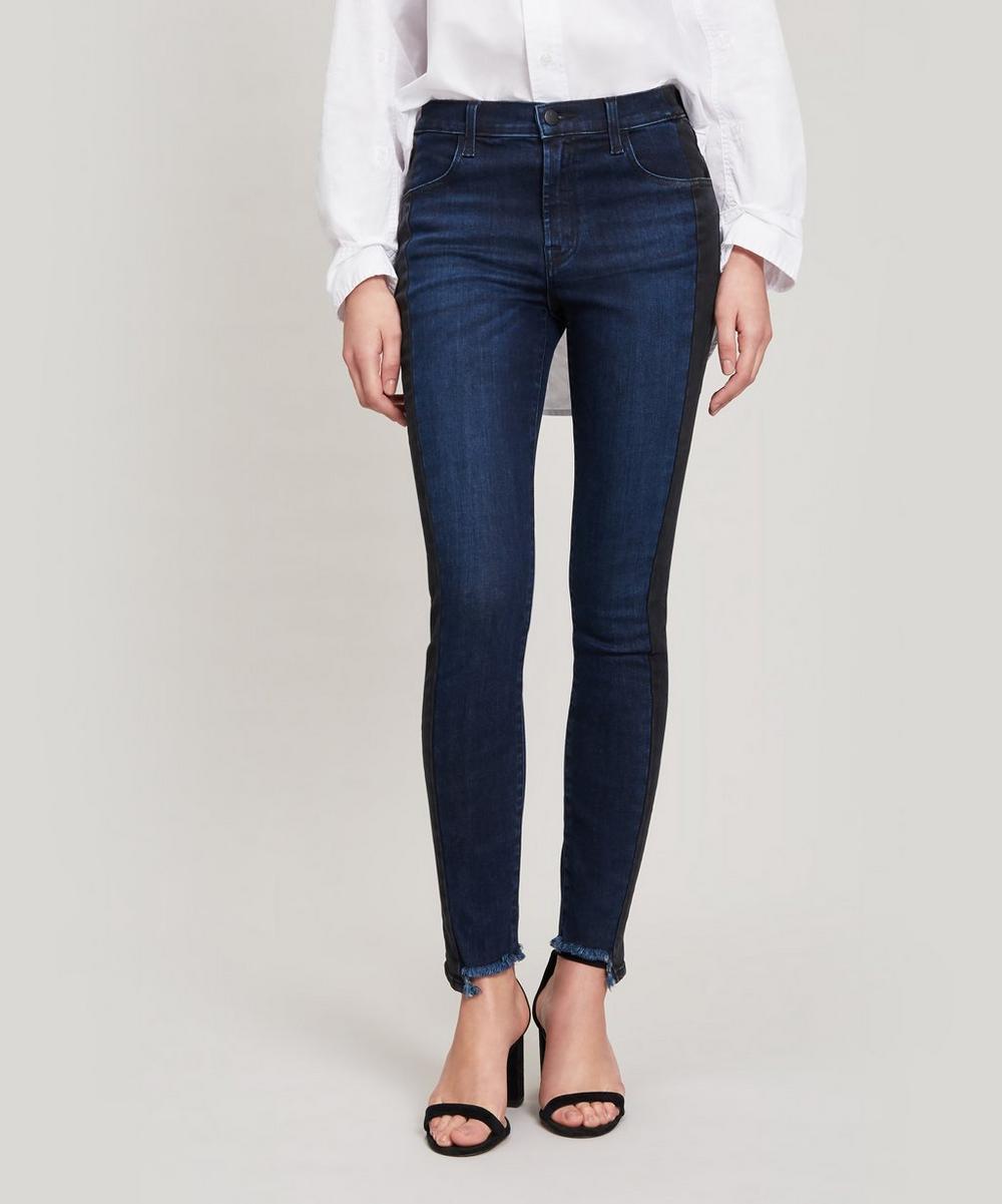 J Brand - Maria High-Rise Photoready Skinny Jeans