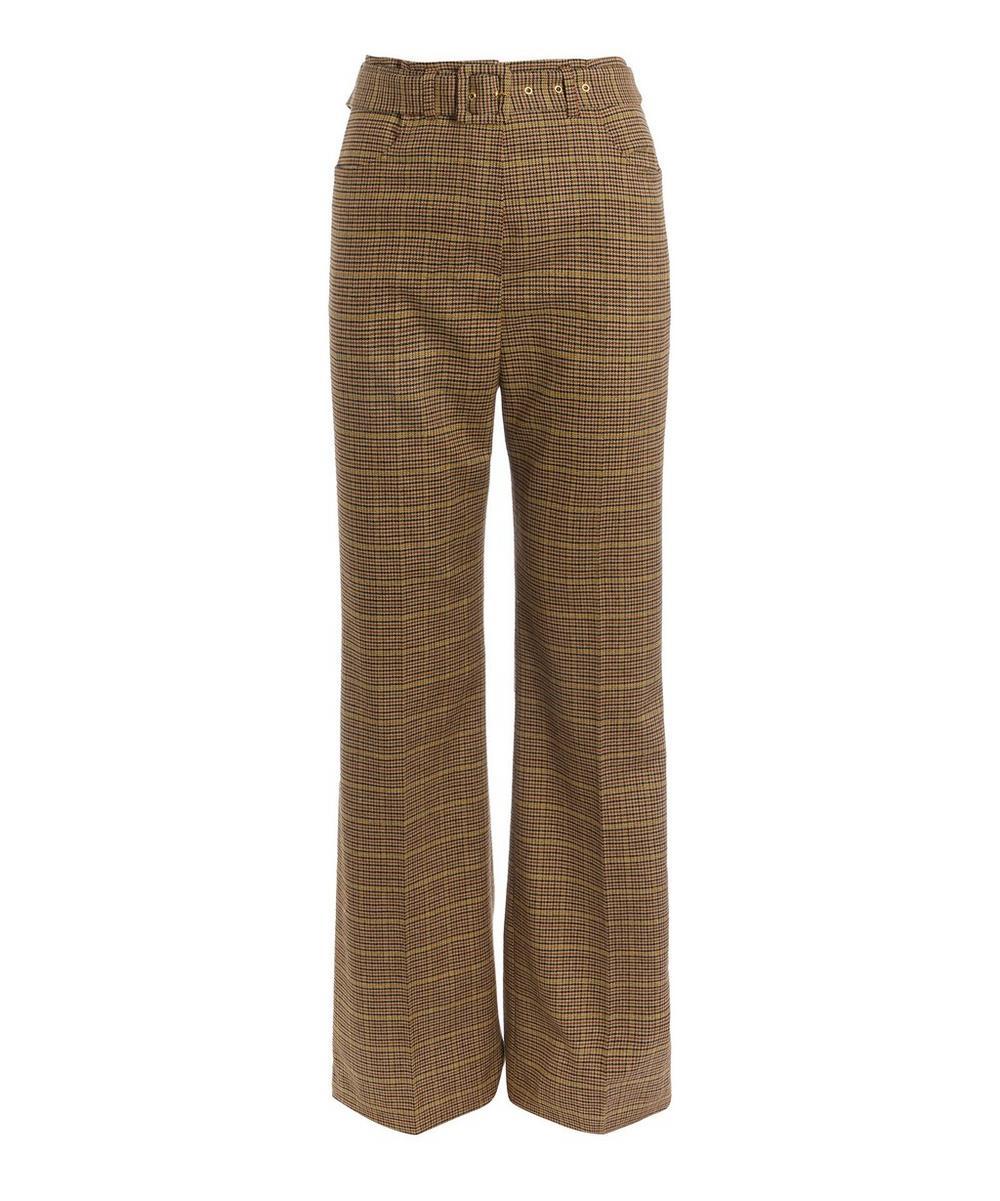 Nanushka - Clara Tweed Trousers