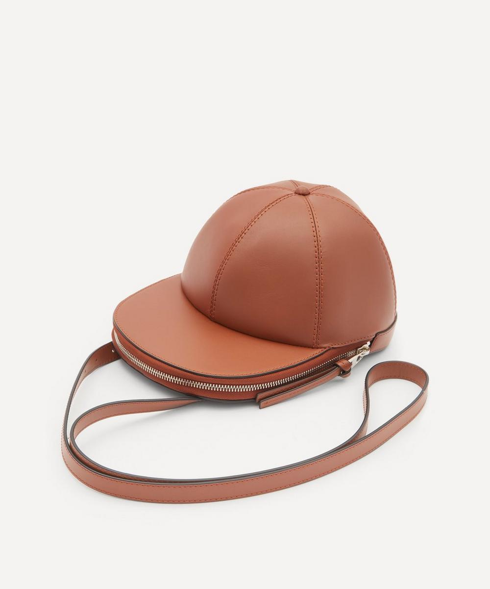 JW Anderson - Leather Cap Bag