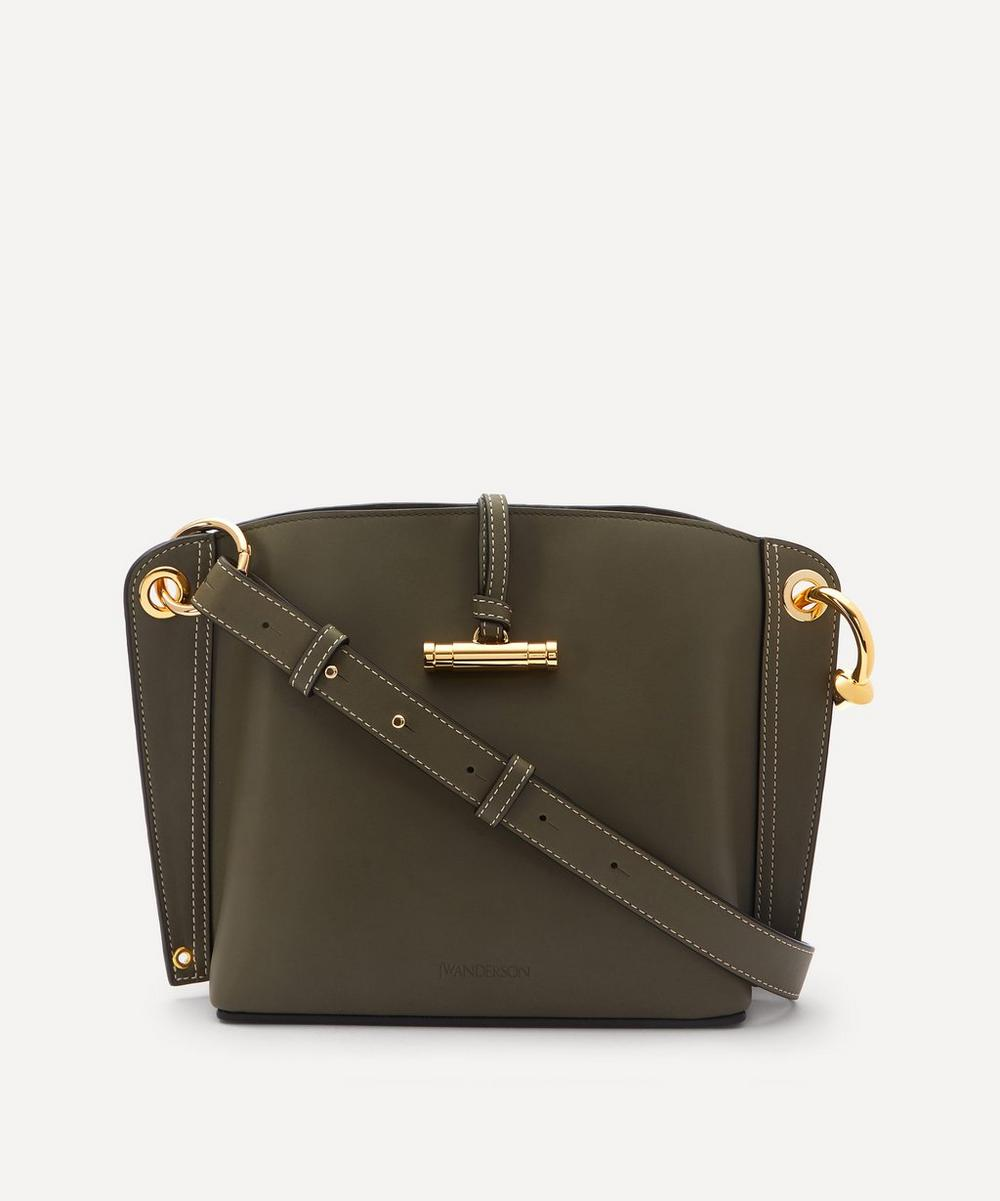 JW Anderson - Small Leather Hoist Bag