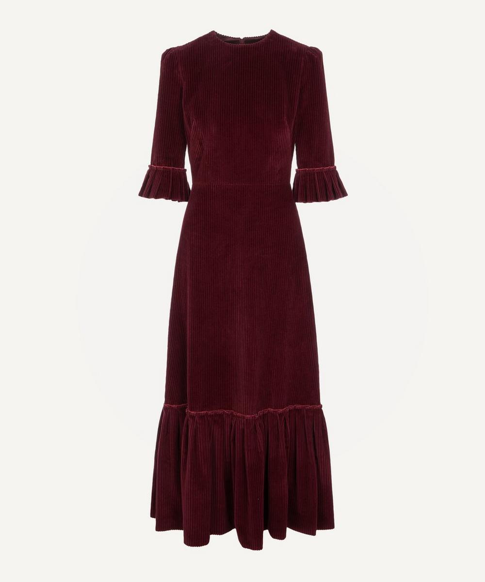 The Vampire's Wife - Exclusive Jumbo Cord Festival Dress