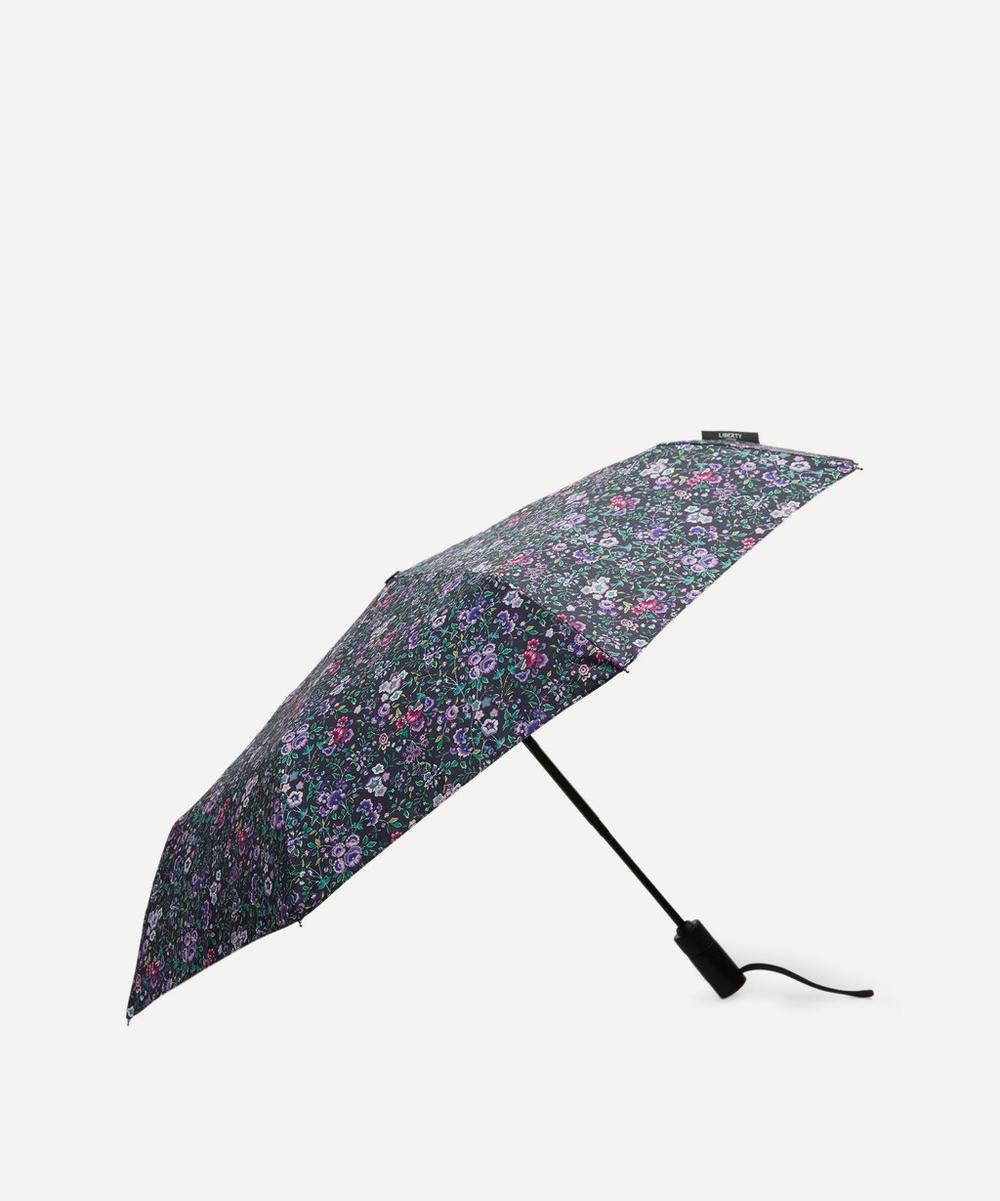 Liberty London - Delilah Print Compact Umbrella