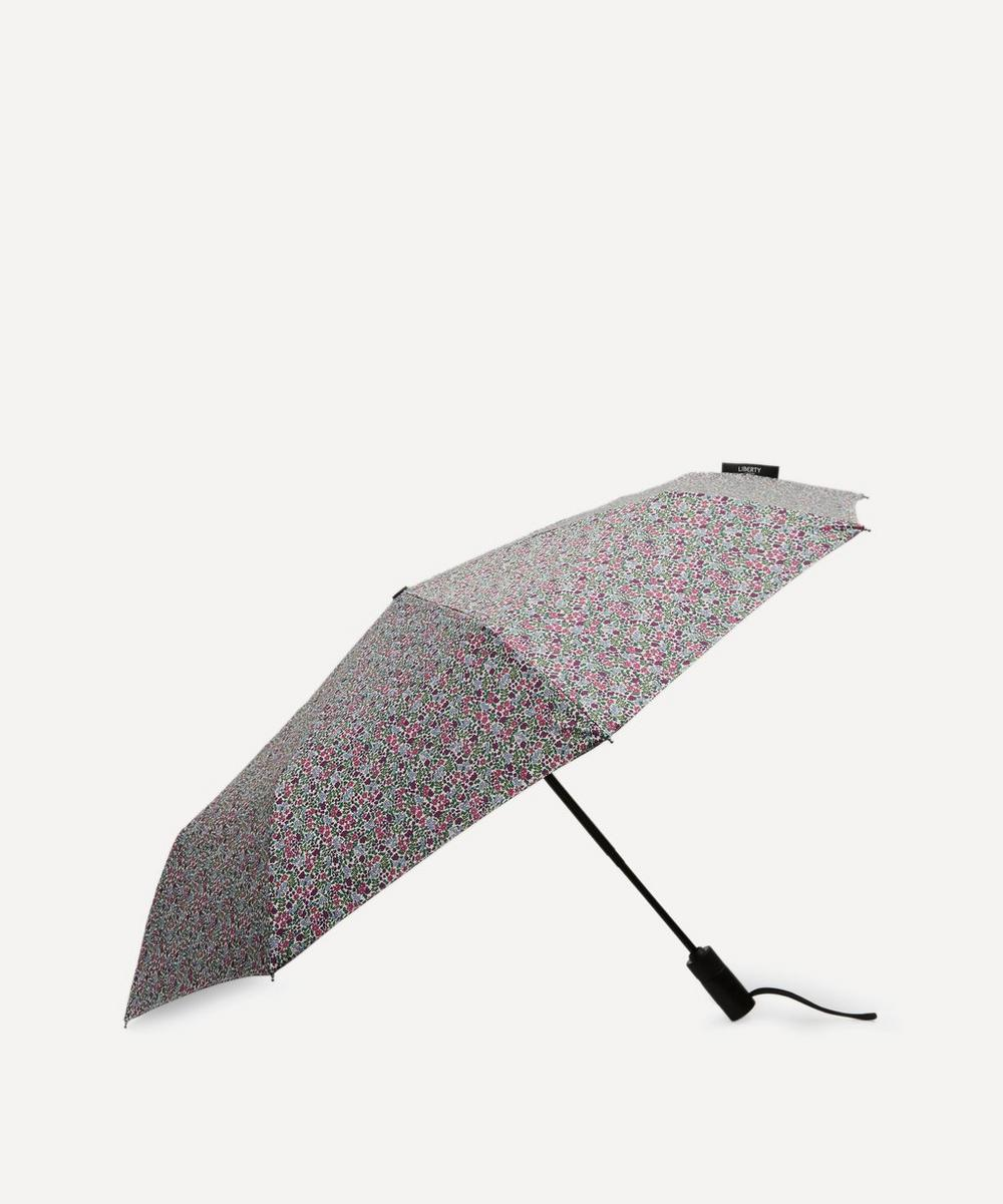 Liberty - Emilia's Flowers Print Compact Umbrella