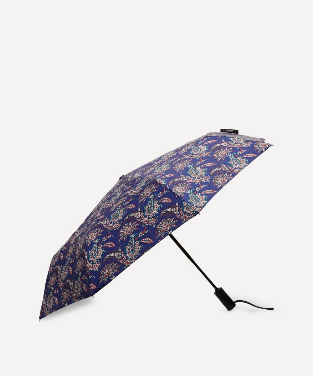 Liberty London - Leontine Print Compact Umbrella