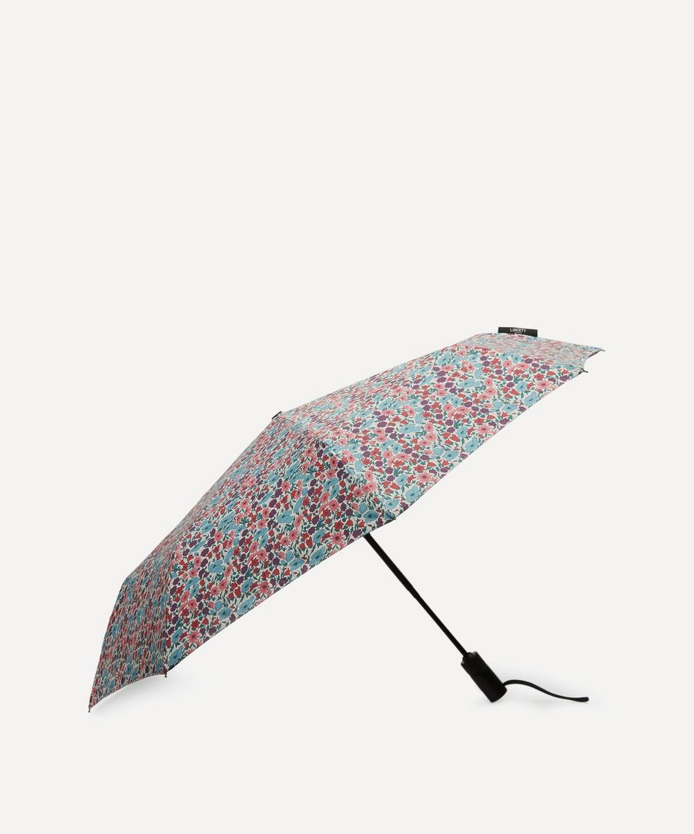 Liberty London - Poppy and Daisy Print Compact Umbrella
