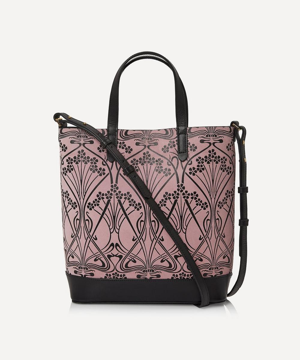 Liberty - Ianthe Suede Toy Tote Bag