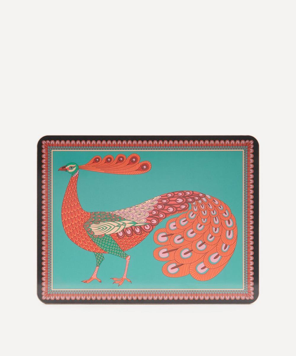 Liberty - Peacock Garden Single Tablemat