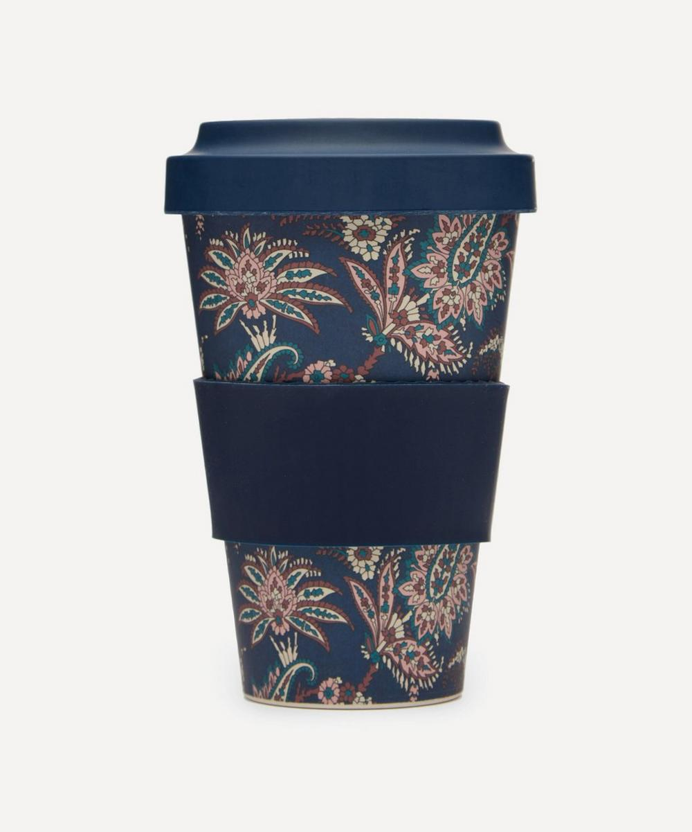 Liberty London - Leontine Print Bamboo Takeaway Coffee Cup