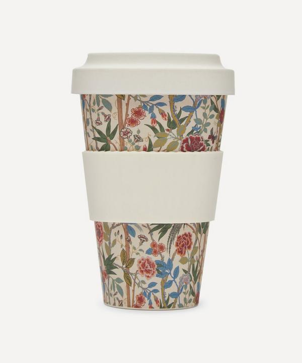 Liberty - Bamboo Garden Print Bamboo Takeaway Coffee Cup