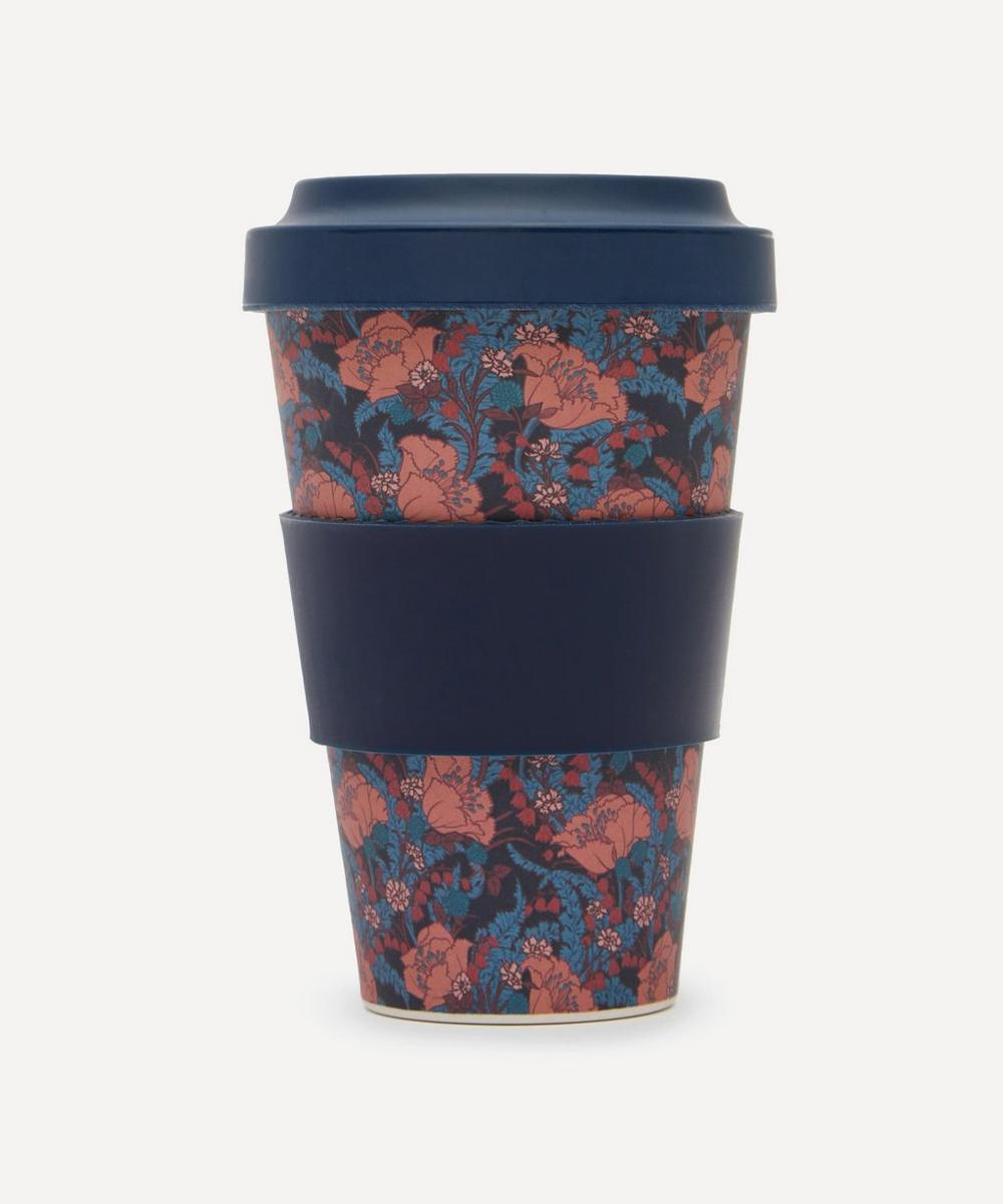 Liberty London - June Print Bamboo Takeaway Coffee Cup