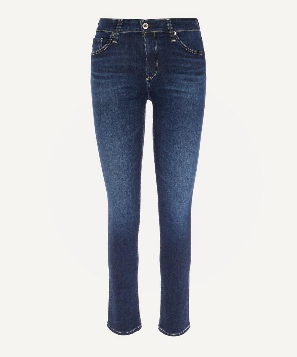 AG Jeans - The Mila Straight-Leg Jeans