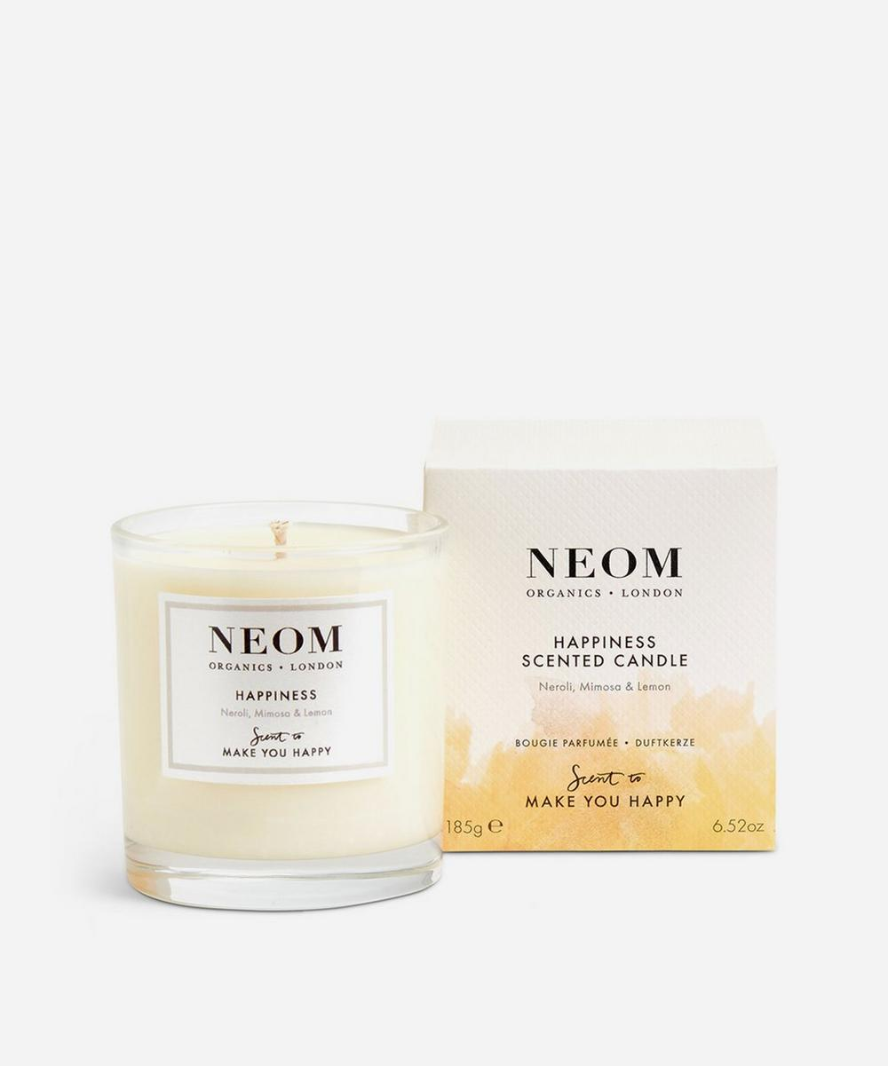 NEOM Organics - Happiness Scented Candle 185g